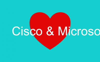 Microsoft & Cisco Partnerschaft
