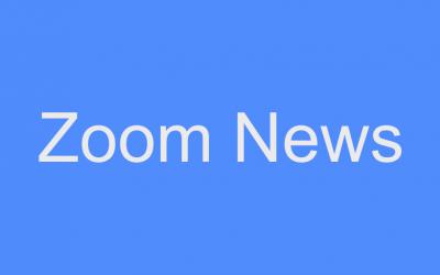 Zoom All-in-one Bildschirm bald verfügbar