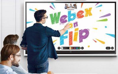 Samsung Flip für Videokonferenzen
