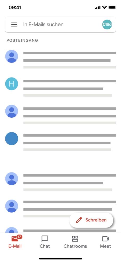Gmail Mobile App